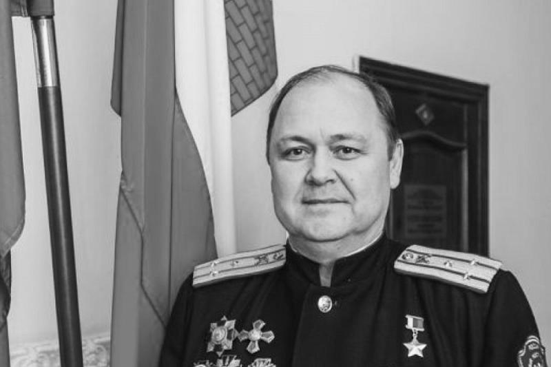 Умер заместитель главы Центрального внутригородского округа Краснодара Сергей Палагин