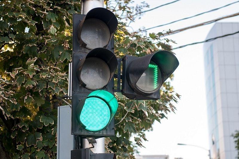 На двух участках ул. Станкостроительной в Краснодаре временно отключат светофоры