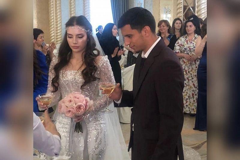 Форвард «Краснодара» Магомед-Шапи Сулейманов женился
