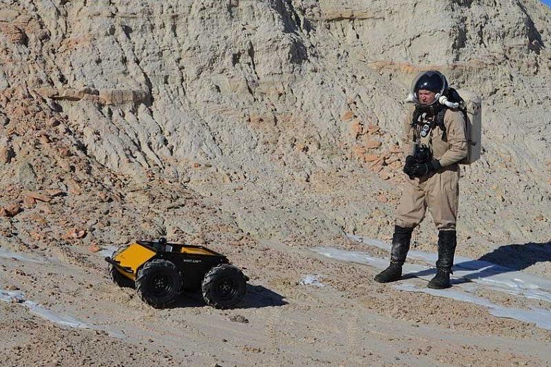 В США роботов научили ориентироваться на местности