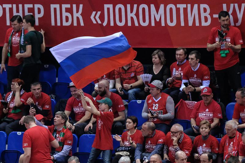 В первом финальном матче Еврокубка «Локомотив-Кубань» проиграл «Дарушшафаке», фото-22