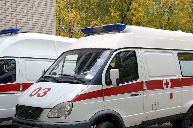 В ДТП пострадал подросток на мотоцикле