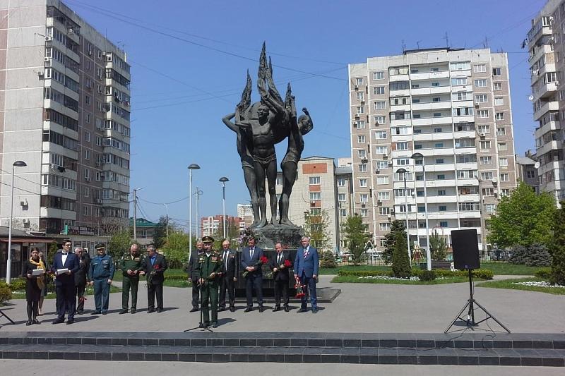 Полковник Роман Соколовский: «Чернобыльцы спасли человечество от опасных последствий»