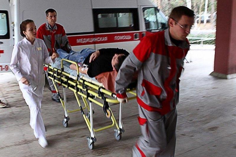 110 человек с подозрением на COVID-19 госпитализировали за сутки в Краснодаре