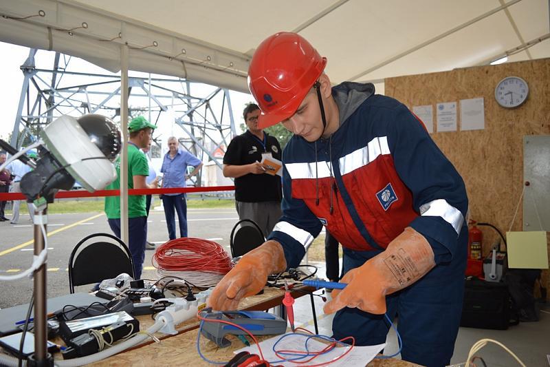 Кубанские энергетики завоевали «золото» на чемпионате WorldSkills в Краснодаре, фото-1