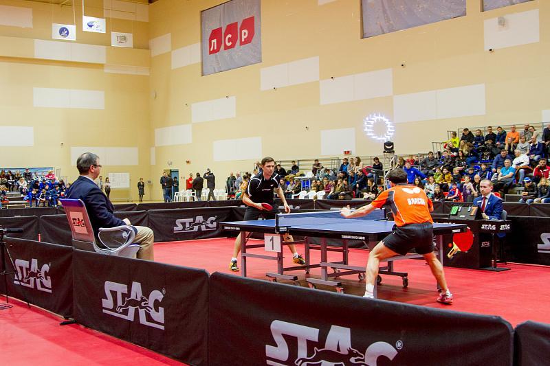 В Сочи пройдет Кубок России по настольному теннису