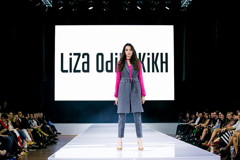 Liza Odinokikh (Санкт-Петербург) на Krasnodar Fashion Week