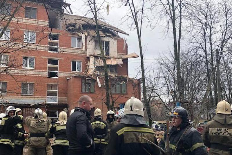В жилом доме в Краснодаре произошел взрыв бытового газа, фото-1