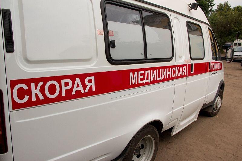 10-летняя девочка попала под колеса иномарки в Гулькевичском районе