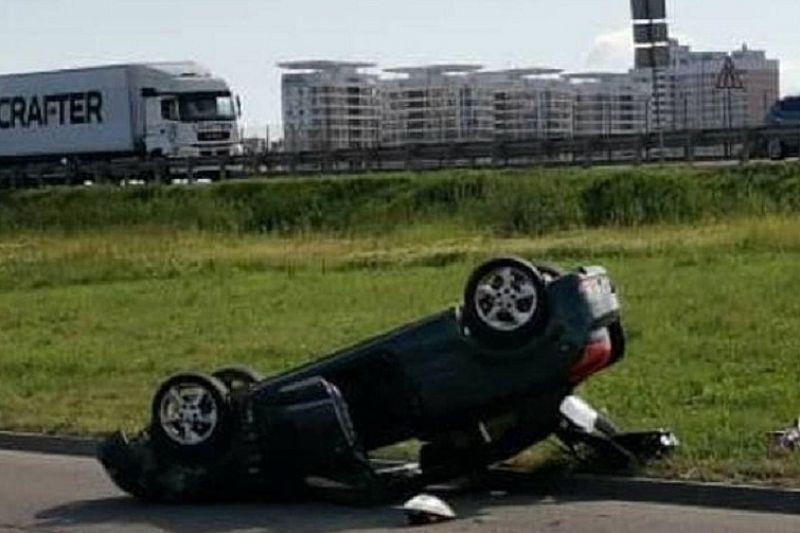 В Краснодаре в ДТП с участием «Лады» и «Киа» пострадала женщина