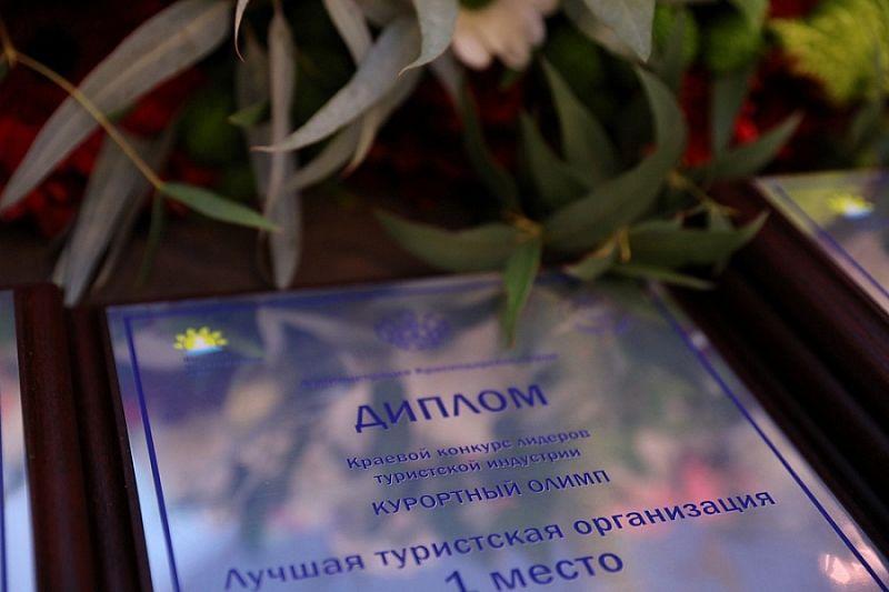 На Кубани стартовал прием заявок на соискание премии «Курортный Олимп-2021»