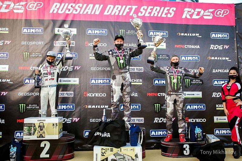 Иркутянин Евгений Лосев стал победителем финального этапа Гран-при российской дрифт серии