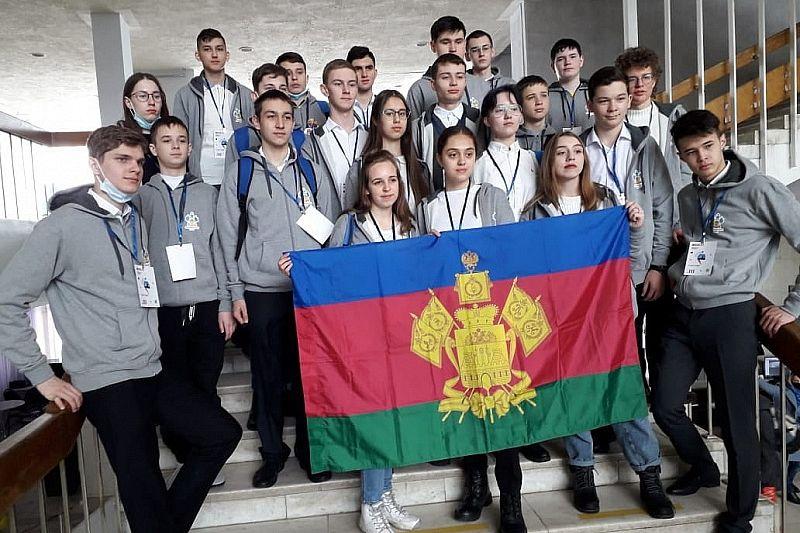 Кубанские школьники завоевали дипломы Всероссийской олимпиады