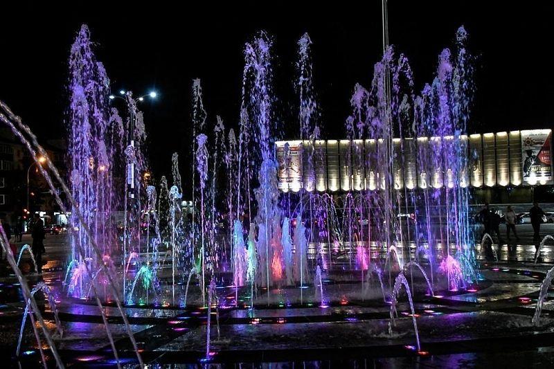 В Краснодаре светомузыкальный фонтан «сыграет» композиции Игоря Стравинского