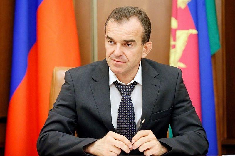 Губернатор Кубани Вениамин Кондратьев поздравил коллектив ВГТРК с 30-летием начала вещания