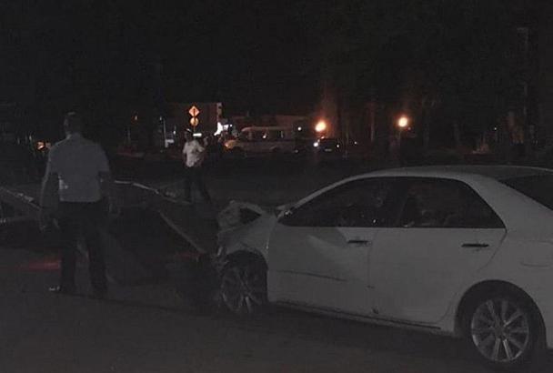 В Горячем Ключе под колесами иномарки погибли мать и ее 5-летняя дочь