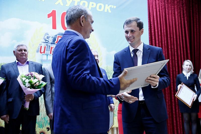 В Новокубанском районе ЗАО «Хуторок» отмечает юбилей, фото-1