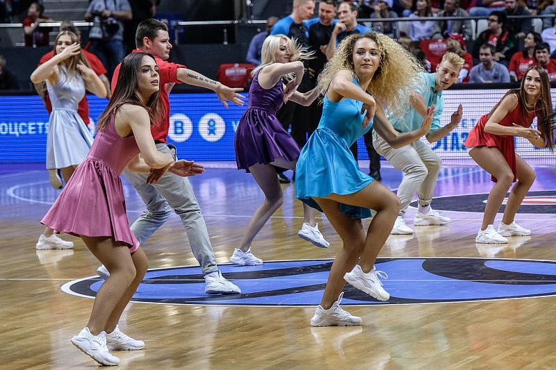 В первом финальном матче Еврокубка «Локомотив-Кубань» проиграл «Дарушшафаке», фото-13