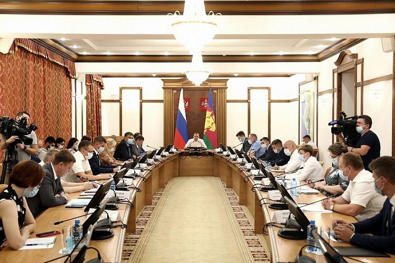 Почти 40% запланированных на этот год работ по нацпроектам выполнено в Краснодарском крае