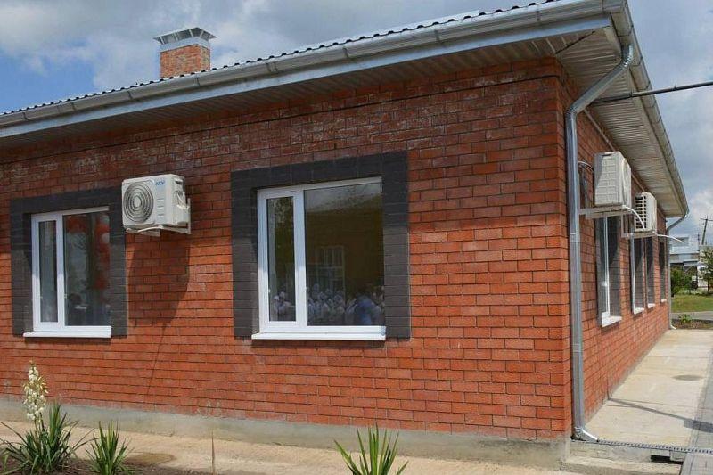 Офис врача общей практики открылся в Щербиновском районе