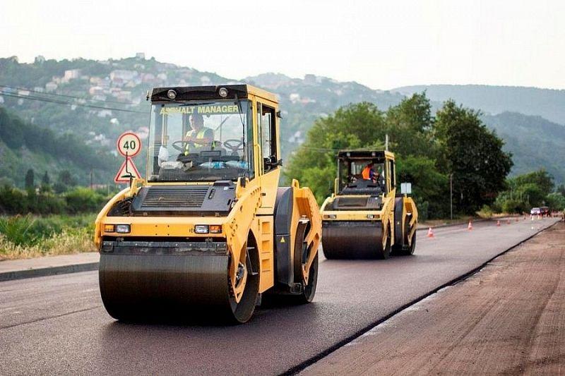Более 60 км дорог будет отремонтировано в Новороссийске и Сочи по нацпроекту