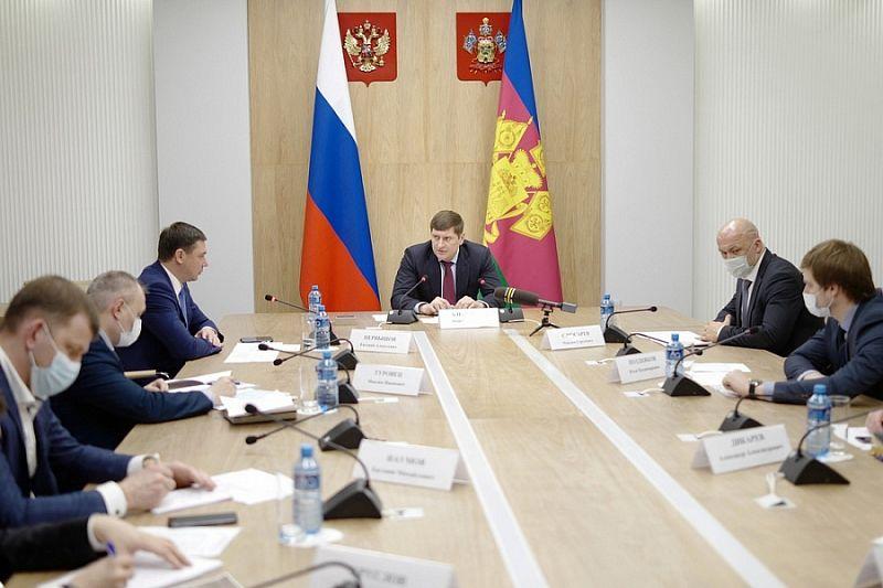 В течение 7 дней в Краснодаре подготовят предложения по корректировке разрешений на строительство ЖК