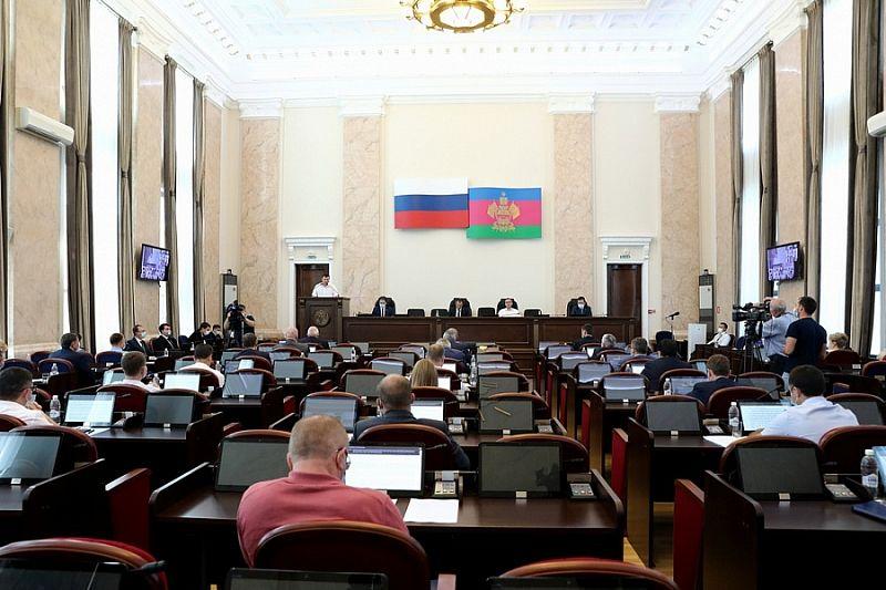 Бюджет Краснодарского края на 2021 год увеличили на 9,5 млрд рублей