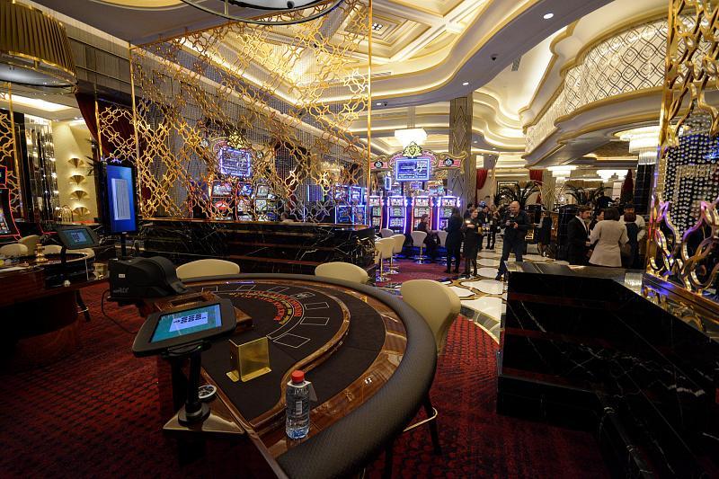 новое казино красная поляна