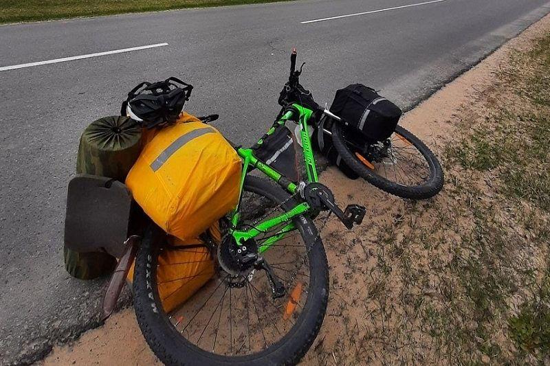 Члены кубанской экспедиции «РоссиЯ-2021» проехали на велосипедах 3,5 тыс. километров