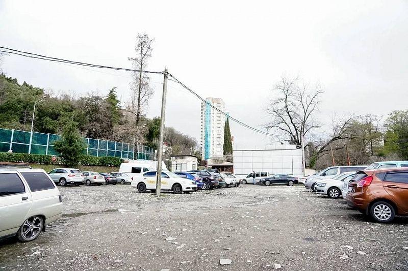 Возле сквера «Фестивальный» благоустроят парковку