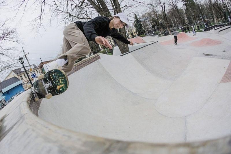 Фестиваль экстремальных видов спорта пройдет в новом скейт-парке Краснодара