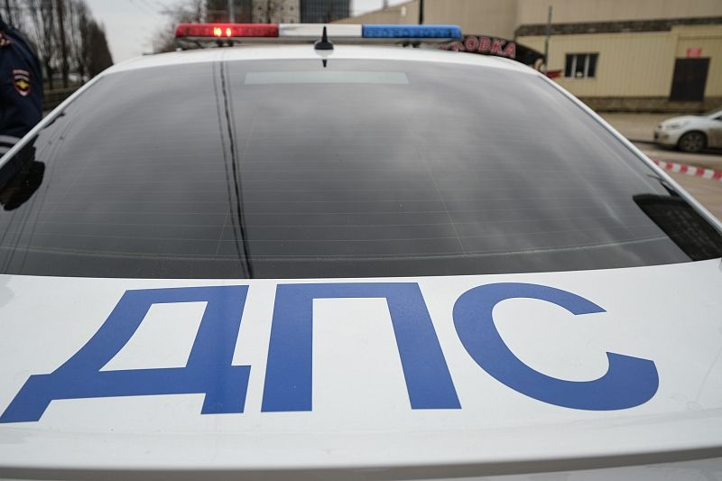 Мужчина погиб при столкновении двух автомобилей в Крымском районе